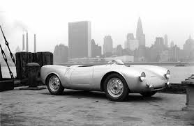 porsche 550 spyder porsche 550 spyder pictured in new york 1950 wish i was born