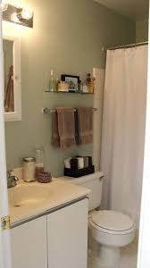 peach and grey bathroom accessories suite decorating ideas
