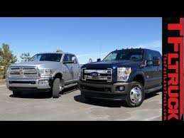 dodge ram truck gas mileage 2015 ram 3500 vs ford f 350 mpg review and the most fuel