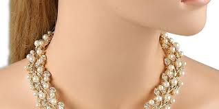 fashion pearls necklace images Importance of buying wedding pearls for brides high street jpg