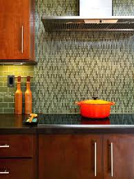 Green Kitchen Backsplash Tile Green Kitchen Backsplash Tile Kitchen Awesome Peel And Stick