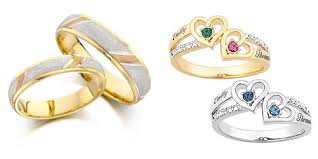 wedding rings for couples diamond engagement rings for couples chicmags