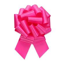pull bow ribbon flora satin bows matching ribbon box and wrap
