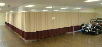 Ceiling Curtain Track by Flexible Multipurpose Curtain Track Systems Theflextrack