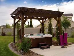 Backyard Gazebos Pictures - timber u0026 wood pergola kits pavilion kits u0026 gazebo kits