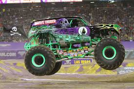 Larger Than Life Monster Jam Trucks To Rumble Into Sun National