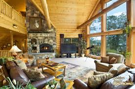 eagle home interiors featured homes log homes org