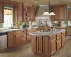 Countertops With Oak Cabinets Oak Cabinets Foter