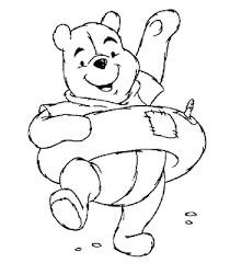 digital dunes winnie pooh coloring pages free pooh coloring
