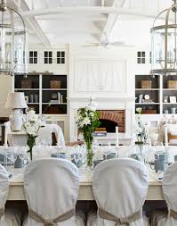 white home decor lake cottage home decor with white color living room and fireplace