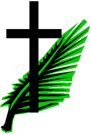 palm sunday crosses palm sunday musings meanderings