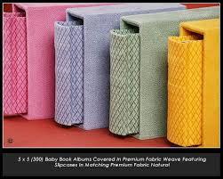 fabric photo album leather craftsmen flush mount album matted album design print