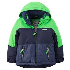 colorblock jacket toddler boys