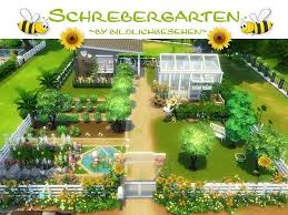 Sims 3 Garden Ideas Garden By Bildlichgesehen At Akisima Via Sims 4 Updates Sims 4