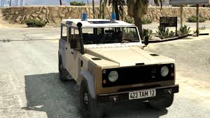 land rover desert land rover defender 110 desert camo military texture gta v youtube