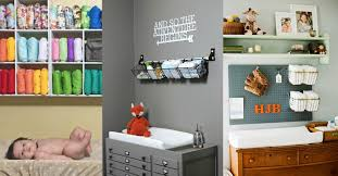 Changing Table Shelf 9 Most Inspirational Organized Changing Tables To Make Bringing