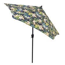 13 Patio Umbrella by Fiberbuilt Umbrellas 9 Ft Patio Umbrella In Navy Blue 9hcrcb T Nb
