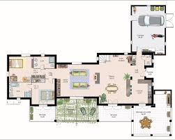 Plan De Maison En Longueur Plan Maison En Longueur Archcity