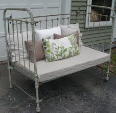 How To Convert Crib To Daybed To Convert Iron Crib Into Heirloom Daybed I Would Add Dust Ruffle