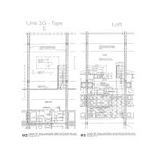 one bedroom floor plans plant zero