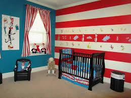 baby nursery decor white red stripe multiple movie character dr white red stripe multiple movie character dr seuss baby nursery wall sticker adorable lively atmosphere