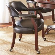 leather dining room chair u2014 rs floral design optional