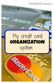 gift card organizer here s my gift and credit card organizer system points with a crew