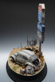 car junkyard diorama 121 best diorama images on pinterest dioramas scale models and