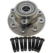 dodge ram wheel bearing wheel bearing and hub assembly front napa pbr930405 fits 94 99