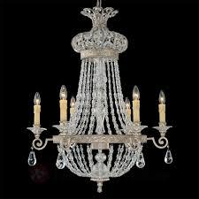 Wohnzimmer Lampe 6 Flammig Kronleuchter Modern Design Wohnzimmer Lampen Finder De