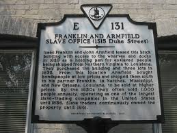 117 monuments about slavery