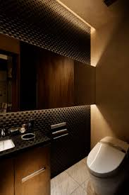 Masculine Bathroom Decor 144 Best Bathroom Images On Pinterest Art Decor Backlit Mirror