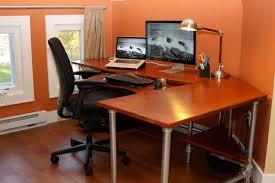 Ergonomic Home Office Desk Ergonomic Computer Desk Contemporary Home Office New York