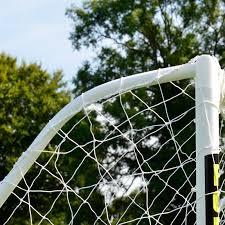12 x 6 forza match soccer goal post net world sports