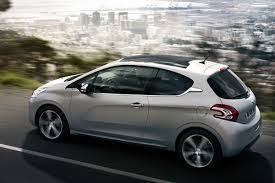 buy new peugeot 206 peugeot 208 review private fleet