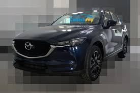 site mazda spyshot all new 2017 mazda cx 5 base model revealed auto news