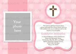Create Free Invitation Cards Free Baptism Invitations Reduxsquad Com
