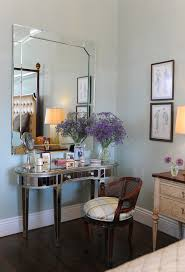 bedroom dressing room with mirrors bedroom shabby chic style