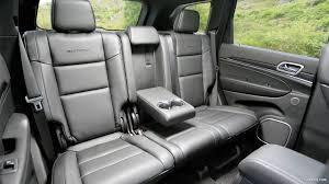 jeep grand cherokee interior 2014 jeep grand cherokee uk version interior rear seats hd