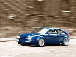 vw corrado sports car history 1988 1995 the discontinued