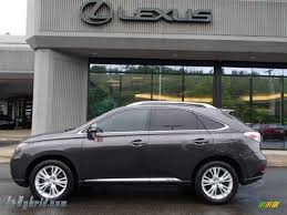 lexus brown 2010 lexus rx 450h awd hybrid in truffle brown mica photo 2