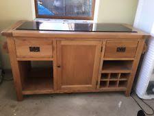 kitchen island unit ebay