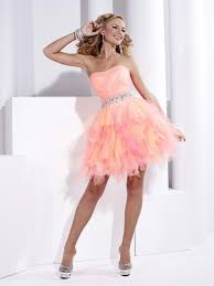 light pink short dress looking your delicacy in pink short dress