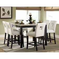Kitchen Furniture Sets Kitchen Terrific White Leather Seatings In Kitchen Table Sets