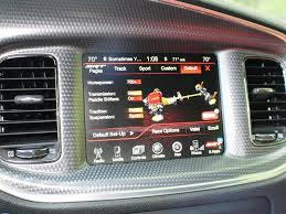 dodge charger touch screen drive 2015 dodge charger srt hellcat automotive and