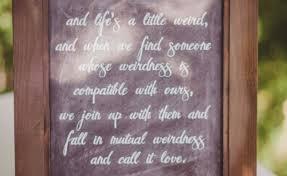 signs top best wedding welcome sign chalkboard wooden handmade