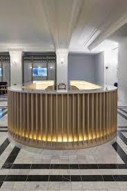 Circular Reception Desk by Round Reception Desk Svend Nielsen Custom Furniture And