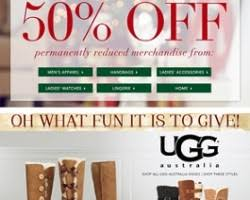 ugg slippers sale dillards dillard s black friday 2017 deals sales ad