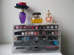 ikea helmer makeup storage