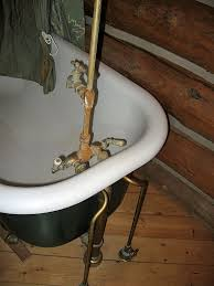 Diy Bathtub Replacement How To Replace A Clawfoot Tub Faucet And Waste And Overflow